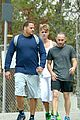 justin bieber boxing skills hike with friends 13