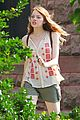 emma stone is having a fit for a scene woody allen film 09