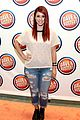 greer grammer shenae grimes more dave busters opening 03