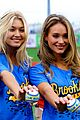 gigi hadid sports illustrated baseball game 18