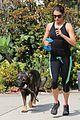 ian somerhalder nikki reed hiking dogs 07
