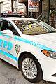nina dobrev promotes lets be cops all over new york 14