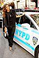 nina dobrev promotes lets be cops all over new york 22
