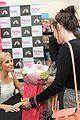 pixie lott hmv signing glasgow 11