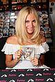 pixie lott album signing reading 02