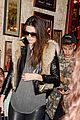 justin bieber kendall jenner dinner together paris 07