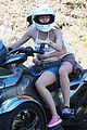 miley cyrus noah cyrus bike ride 11