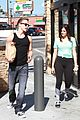 derek hough bethany mota dwts practice saturday 11