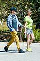 hayden christensen asys goodbye mom hike together 09