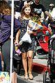 stefanie scott flower shopping sunday 07