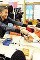 zendaya surpsise visit nyc elementary school 16