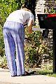 iggy azalea checks mail in comfy pjs 06