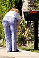 iggy azalea checks mail in comfy pjs 11