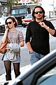 lily collins steps out with mystery man 21