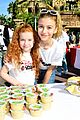 g hannelius francesca capaldi volunteer day generation on event 03
