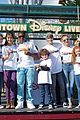 g hannelius francesca capaldi volunteer day generation on event 05