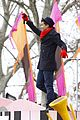 kendall schmidt candice glover jordan fisher dunkin donuts parade 13