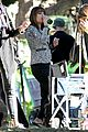 lea michele darren criss get egged on during fun glee day 37