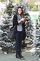 ashley argota christmas tree shopping 04