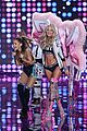 ariana grande smacked by angel wings 03