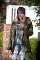 ashley tisdale christopher french after xmas walk 07