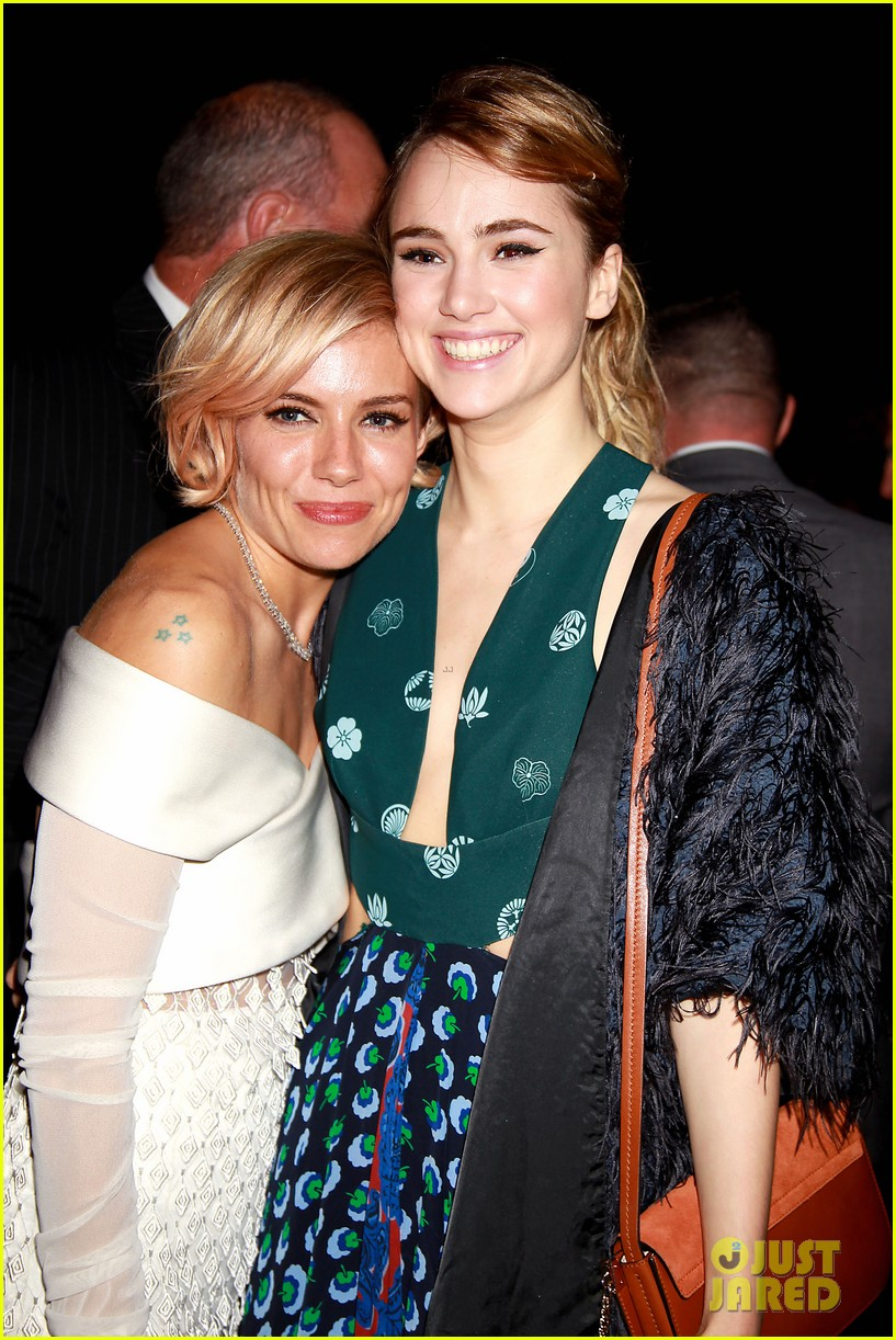 Full Sized Photo of suki waterhouse meets up with sienna