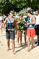 union j barbados beach caterina lopez jet ski 01