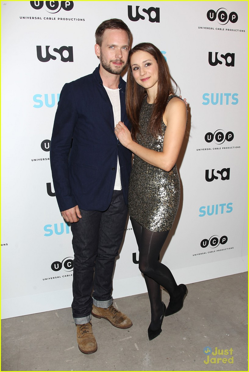 Troian bellisario supports fiance patrick j adams at suits troian bellisario supports fiance patrick j adams at suits exhibition opening in nyc photo 766128 photo gallery just jared jr thecheapjerseys Gallery