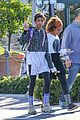 willow smith flashes a peace sign 07