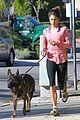 nikki reed jogging on nye 07