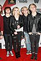 r5 pregrammy red carpet row pics 08