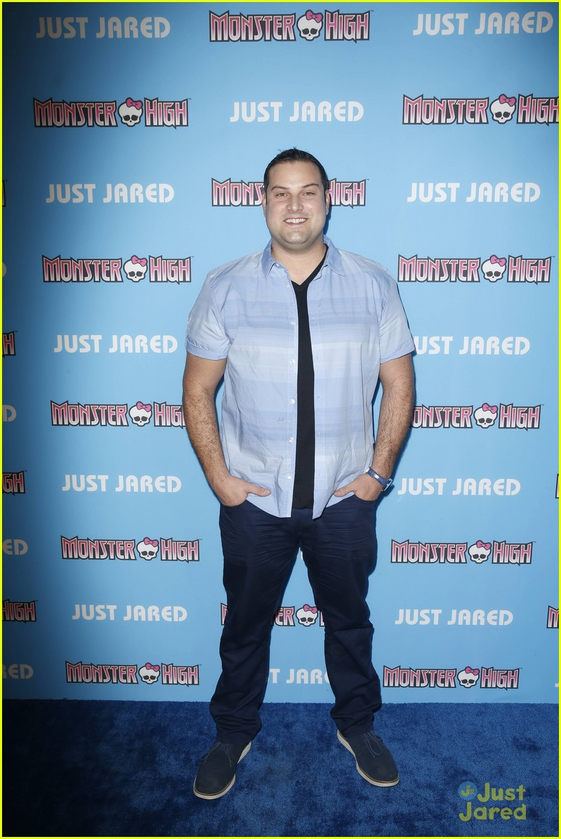 mark salling max adler glee throwback party 13
