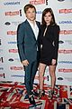 william moseley kelsey chow royals uk premiere party 13