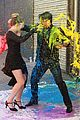 willow shields mark ballas dwts paint fight 08