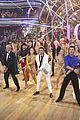 roshon fegan chelsie hightower celebs dwts 10th celebration pics 07