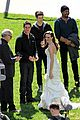 the flash caitlin ronnie wedding rehearsal filming pics 09
