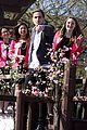 kendall schmidt caleb johnson cherry blossom parade 03