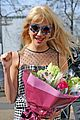 pixie lott funky glasses itv studios london 06