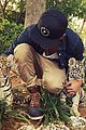 becky g austin mahone cheetahs get schooled event 01