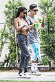 justin bieber hangs with model jayde pierce 05