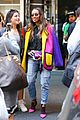 katie cassidy kat graham candice accola out about nyc 23
