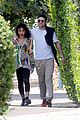 robert pattinson beaming with fka twigs by his side 02