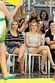 bella thorne crocs fashion show 11
