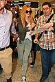bella thorne gregg debby gigi hailee mmva airport arrivals 03