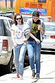 kristen stewart alicia cargile begin weekend in silverlake 30