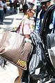 vanessa hudgens garment bag tony awards pics 12