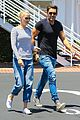 claire holt male friend lunch date after engagement 15