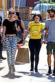 miley cyrus grab sushi lunch before july 4th weekend 21