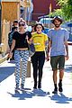 miley cyrus grab sushi lunch before july 4th weekend 29