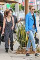 gigi hadid joe jonas kings road lunch 17